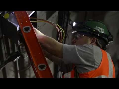 Video: IBEW Builds NYC Subway Line