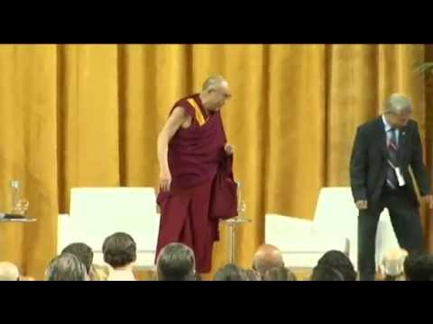 Dalai Lama ~ Speaks on His Experience with Mosquitoes(Q&A) & Closing Speech at USC
