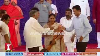 ಡಿ.ಕೆ.ಶಿವಕುಮಾರ್-ಶೋಭಾ ಕರಂದ್ಲಾಜೆ ಮುಖಾಮುಖಿ | D K Shivakumar | Shobha Karandlaje | FIRSTNEWS