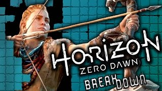 Horizon Zero Dawn Break Down: How RISKS Lead to INNOVATION