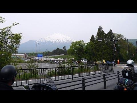 沖縄ハーレー HOG Harley Okinawa Chapter - 2014 Shinshu Ride Part 2 (Mt. Fuji)