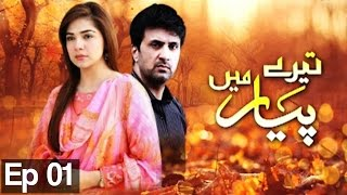 Tere Pyar Mein Episode 1>