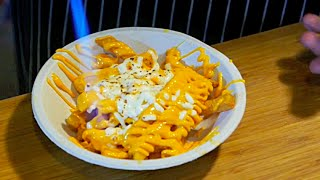Bangkok Street Food - CHEESE FRIES