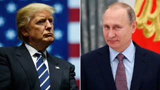 Putin responds to Trump's nuclear Tweet
