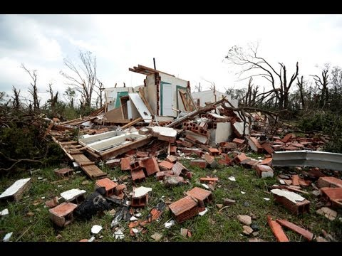 Tornado 'Truthers' : Obama Made the OK Tornadoes!