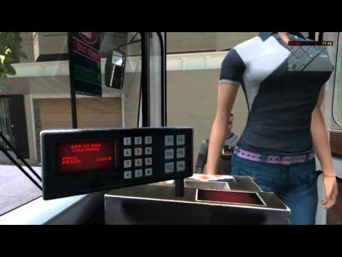 Bus & Cable Car Simulator HD Gameplay by Mephic pt. 2