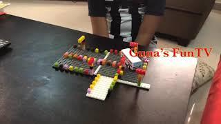 Beautiful live road structure using colorful #LEGO #legomakes #legotoy #legoblocks #creativekids
