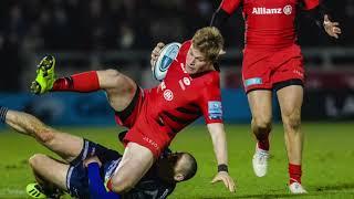 Rugby, English Premiership Sale Sharks v Saracens