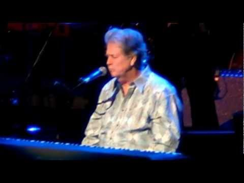 Brian Wilson [The Surfer Moon] at Royal Festival Hall 18,sept,2011