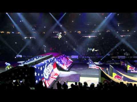 Dustin Grice Performs in Nitro Circus LIVE Minneapolis