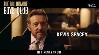 Billionaire Boys Club - Trailer (30secs) - In Cinemas 19 July 2018