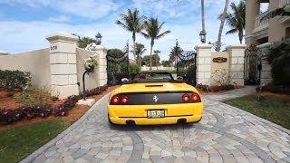 $50 Million Mansion 20 Car Underground Garage