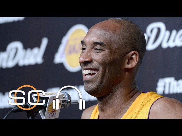 Kobe Bryant getting both numbers retired is 'appropriate'   SC with SVP   ESPN