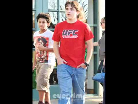 Prince and Paris Jackson leave the Movies in Calabasas Mar 11