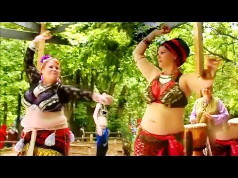 Танец живота на фестивале эпохи Возрождения. Renaissance festival. жизнь в Америке, в США.