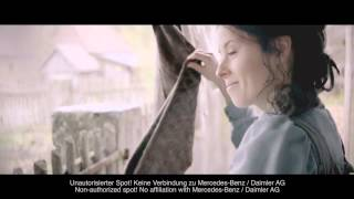 Mercedes-Benz Werbung 2013 / Non-authorized spot