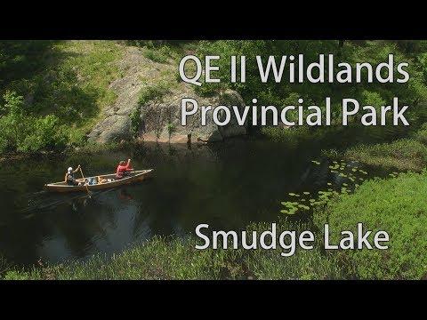 Queen Elizabeth II Wildlands  Smudge Lake