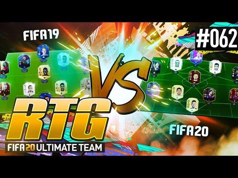FIFA 20 RTG Vs FIFA 19 RTG! - #FIFA20 Road to Glory! #62 Ultimate Team