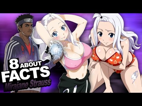 """8 Facts About Mirajane Strauss You Should Know!!! w/ ShinoBeenTrill """"Fairy Tail Anime"""" thumbnail"""