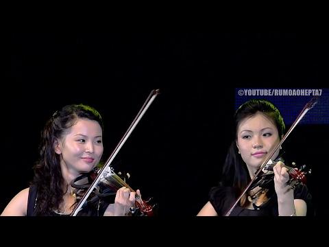 North Korean Moranbong Band: Csárdás - Vittorio Monti - ì± ë¥´ë‹¤ì‰¬ - 모란봉악단