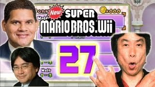 New Super Mario Bros. Wii - Let's Play New Super Mario Bros. Wii [German/100%] Part 27 *Bonusvideos*