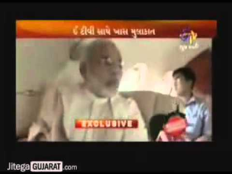 CM says centre doing injustice to Gujarat on interview with ETv   2 2 SD