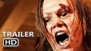 THE SONG OF SOLOMON Trailer (2018) Horror Movie