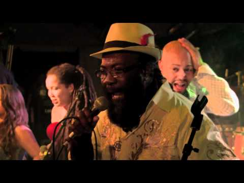 Denroy Morgan- I'll Do Anything For You (feat. The Alchemystics) Live Strangecreek 2011 video