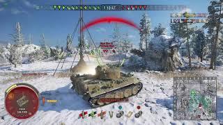 World of Tanks Xbox one  Tiger 131 3 Kills