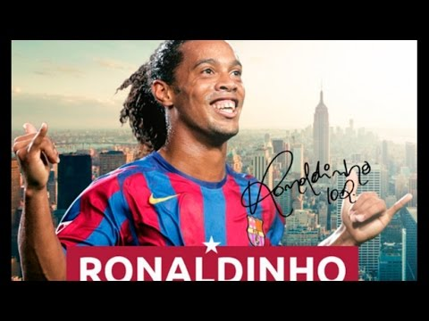 RONALDINHO SOBRENATURAL