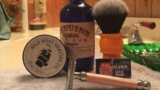 Wild West Shaving Co. Black Sails