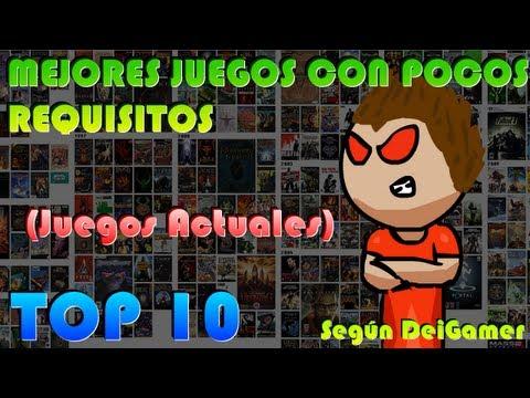 TOP 10 | Mejores juegos con pocos requisitos / gráficos (ACTUALES) [Según DeiGamer]