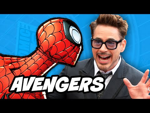Captain America Civil War and Avengers Spider Man TOP 5