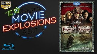 The Best Movie Explosions: Pirates Of The Caribbean 3 At Worlds End (2007) Finale