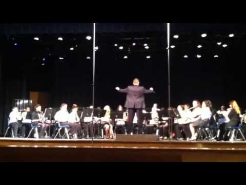 Havelock Middle School 8th grade band