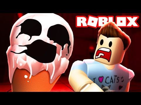 ESCAPE THE EVIL ICE CREAM IN ROBLOX