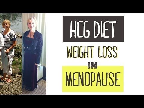 hCG Diet Reviews Epsiode 3 - hCG Results in Menopause