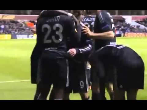 But Exceptionnel de Samuel Umtiti contre Tottenham