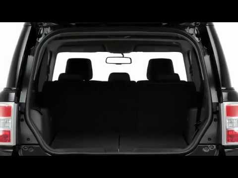 2011 Ford Flex Video