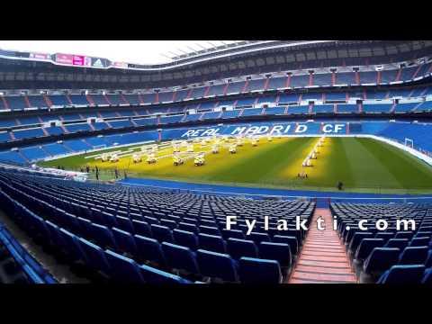 Το Fylakti.com στο γήπεδο της Ρεάλ Μαδρίτης Μέρος 3 - Fylakti.com