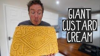 Giant Custard Cream