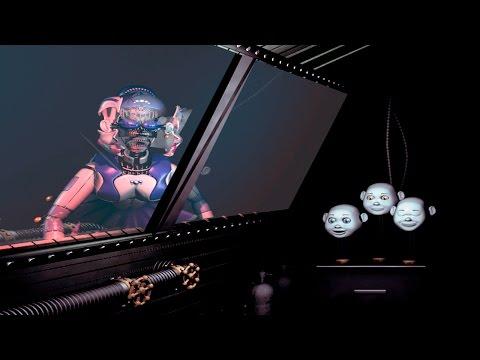 👊 Теории и Секреты Five Nights at Freddy's Sister Location - Секретные Детали нового FNAF