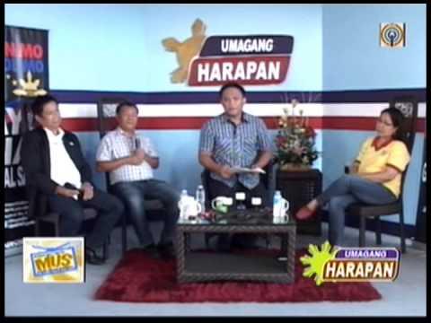 Umagang Harapan - Pingoy, Fuentes, Miguel - Gubernatorial Race - South Cotabato #PHGE13