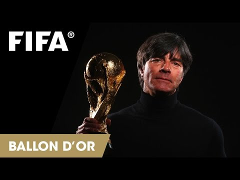 Joachim Löw on winning FIFA World Coach of the Year