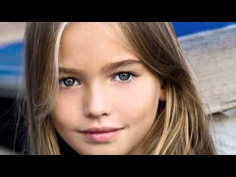 Video 2013-1-115 Top Russian Kid Model ANASTASIA  BEZRUKOVA Slide Show part 1