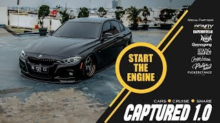 CAPTURED 1.0 (Car Cruise and Review) Car Enthusiast in Medan