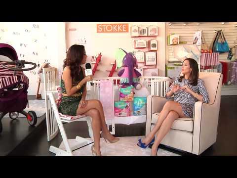 SEGMENTO NINI - Moda para embarazadas, Invitada especial Adriana Dorn