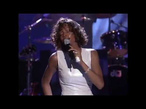 Whitney Houston LIVE - Hurt So Bad