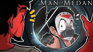 "Man of Medan - ""WE HAVE BEEN KIDNAPPED!"" Ep. 2 (Delirious' View!!!!) Co-op"