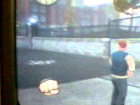 Bully PS2 Dois Cheats(Arma,Munição Infinita)